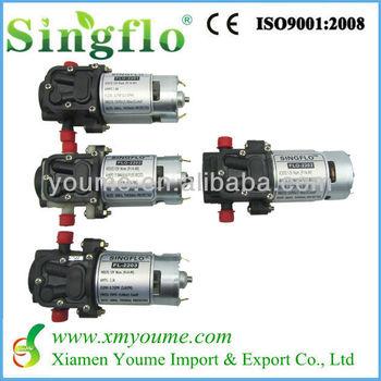 Singflo 12 Volt Hydraulic Pump Motor Electric Water Pump