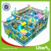 Kids Soft Indoor Playground Design of LE-BY012