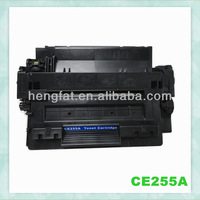 Compatible cartucho toner cartridge CE255A 255A 255 for HP Laserjet 3015 Canon 6750