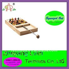 Wooden squeezed out game/Wooden game/Puzzle game