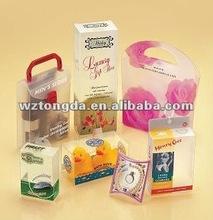2012 Fashionable PVC boxes to store goods