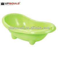plastic baby bathtub mould, with big or small size