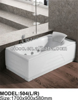 2 Person Outdoor Spa Bathtub C504