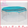 Hot Selling High Quality Pet Cat House Cage With Mesh Cover