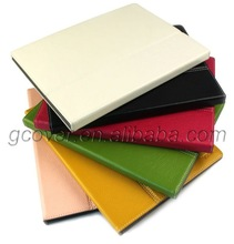 Hot seller G-COVER PU leather Sleeve for ipad 2 for tablet PC leather case