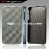 double color real full carbon fiber case for iphone 4/4S, fit for iphone4 case and iphone 4s cover