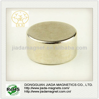 High Strength Strong Discs Cylinders Rounds Diametrically Magnetized Neodymium N35 Rare Earth Magnets