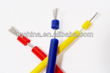high temperature silicone rubber insulated power cable for hair straightener