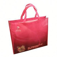 New advertising eco friendly products laminated shopping bag