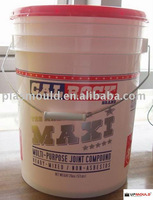 plastic paint bucket mold/injection moulding /bucket mold