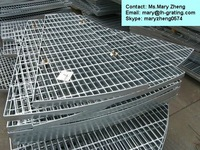 galvanized fabricated steel grating,galvanized ms grating,galvanised welded bar grating