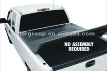 Soft Tri fold Vinyl Tonneau Cover For TOYOTA HILUX VIGO Single Cab