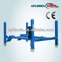 Good price APLBODA four post car lift