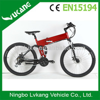 26inch specialized mountain electric bike CE EN15194 approval