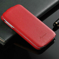 vertical phone case for samsung i9500 bling case for samsung galaxy s4 high quality leather flip cover for galaxy s4 i9500