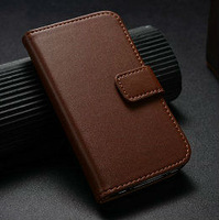 card slot case for iphone 4, skin cover for iphone 4, vintage leather wallet case for iphone 4