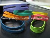 Cool Design Colorful Elastic Book Band Rubber Band