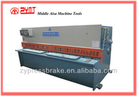 Hydraulic Numeric control shearing machine/plate cutting