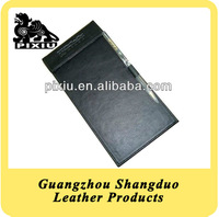 Manufacture Super Quality PU Leather Memo Pad Case For Sale