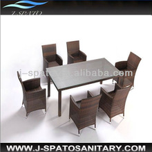 2012 Best Selling Eco-friendly Rattan Furniture