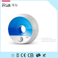 2013 NEW DESIGN LOW-POWER 15W AROMATIC ULTRASONIC HUMIDIFIER