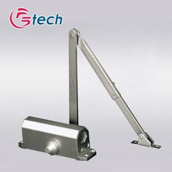 Light duty soft door closers with small dimension