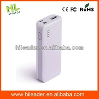 High quality portable mobile power bank for samsung galaxy note 2