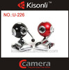 High Quality USB2.0 Web Cam Toy Web Camera with Mic for sale
