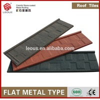 Colorful Stone Coated Steel Roof Tile|Stone Coated Metal Roofing Shingle| Stone Coated Steel Roofing
