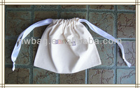 2013 High Quality Dust Calico Pouch Bag With Drawstring