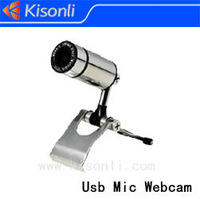 Latest mini packing usb 2.0 webcam pc camera mega driver