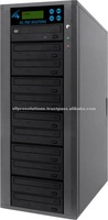 All Pro Solutions M-10 Standalone Manual 1 to 10-drive CD DVD Duplicator Tower Copier