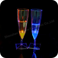 Colorful Party Factory Price Led liquid activated glass