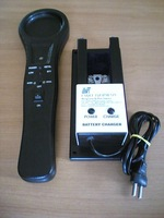 Battery Charger Hand Held Metal Detector