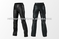 Most Fashionable Mens Leather Pants 2013