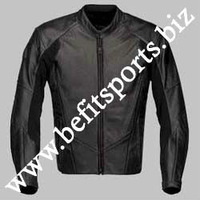 Leather Jacket Motorcycle and Motorbike Clothing