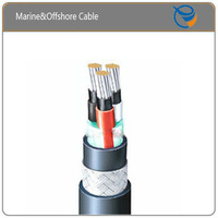 Copper Conductor XLPE Insulation Submarine Cable