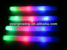 neon LED glow foam stick for night party