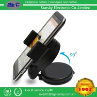 8510# Extend mini windshield car phone holder for iphone mobile phone/gps/pda/mp4,360 degree rotation mount