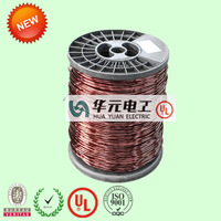 Class H Enameled wire with varnish insulation