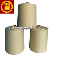 semi virgin polyester yarn for India buyers in counts 20-60s