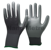 NMSAFETY nitrile dipped automobile assembly working glove