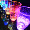 China Manufactuer liquid/champagne active led cup for party/celebration