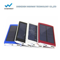 portable mini solar charger emergency mobile phone solar charger