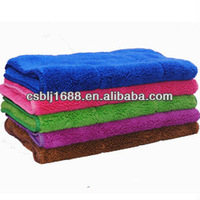 China large supply cheap wholesale double sides coral fleece beach towels