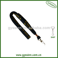Chinese wholesaler custom printed sparkle lanyards