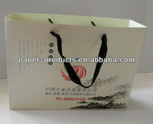 promotional paper bags for trade fairs