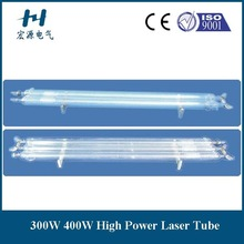 CO2 laser tube 400W for laser cutting machine
