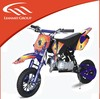 mini dirt bike 49cc motorbike EPA certificate