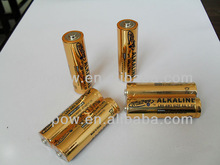 hot selling super alkaline battery 1.5v aa lr6 batteries with high quality